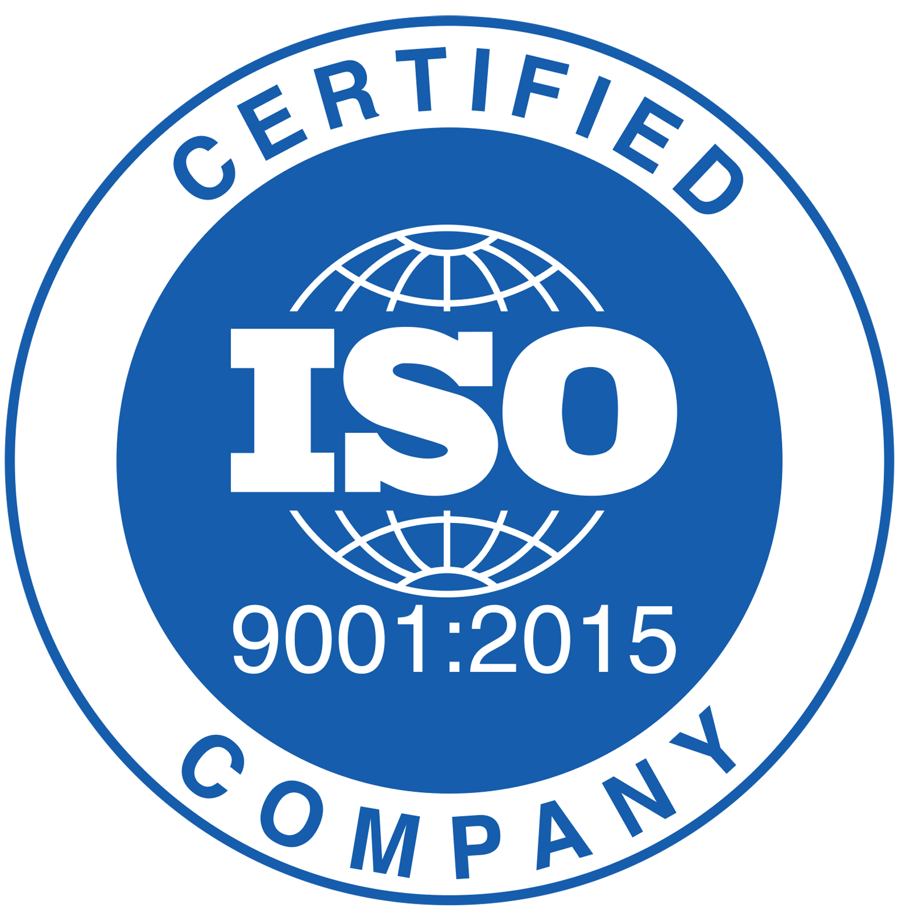 Camvac ISO 9001 Certification Maintained