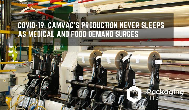 Camvac production Packaging Company Response During COVID 19
